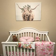 Cowgirl Nursery, Cow Nursery, Western Nursery, Cowgirl Baby, Safari Nursery, Nursery Decor, Farm Themed Nursery, Nursery Ideas, Newborn Cowboy