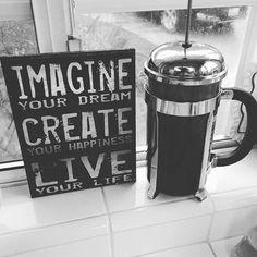 New gram from Riker to share: Cheers  #bulletproofcoffee by rikerr5