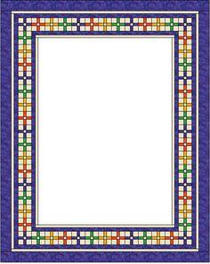 Braided Quilt Border | Бордюр | Pinterest | Quilt border ... : quilt border - Adamdwight.com