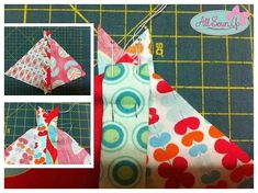 Learn to sew with beginners sewing projects from All Sewn Up Wales