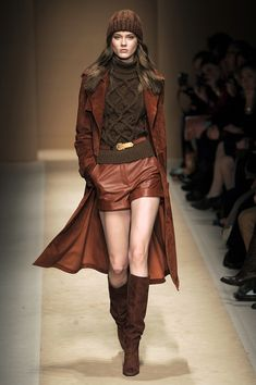 browns on the runway