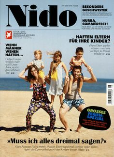 Heft Ausgabe 07-08/2013 Cover, Movie Posters, Siblings, Parents, Twins, Studying, Children, Film Poster, Popcorn Posters
