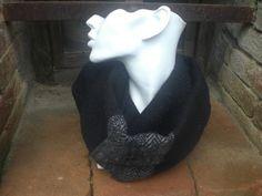 Weiteres - Handgewebter handgesponnener Loop Alpaka - Wolle - ein Designerstück…