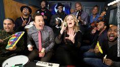 Adele concert tickets: The battle begins - CNN.com