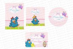 Kit Digital Galinha Pintadinha Rosa    Os kits digitais da Charme Papeteria são personalizados, criados especialmente para você. Você pode escolher um tema do nosso portfólio ou um tema novo, mediante confirmação de disponibilidade. Nosso portifólio: http://www.elo7.com.br/kits-digitais/al/3BA8E ...