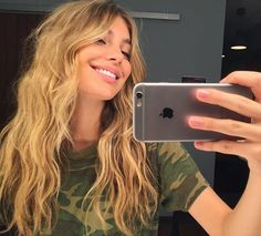 Pin for Later: 18 Reasons Cami Morrone Is the Model on the Rise You Should Have Started Following Yesterday This Model Also Enjoys a Good Selfie Because who doesn't?