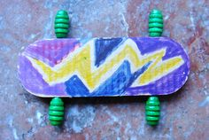 cool boy craft for sure.  i just don't totally get the wheels - do they really roll or not?