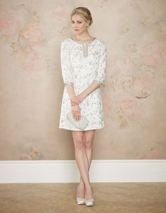 $438.00  Be comfortable yet effortlessly glamorous on your big day in our Larissa Tunic Dress, inspired by our traditional Indian tunics.