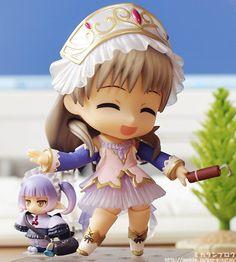 Nendoroid Totori   https://www.facebook.com/TheNewDollTimes