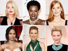 Oscars Jewelry: how to steal these fab necklaces for less