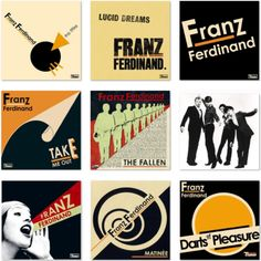 Franz Ferdinand Album Art