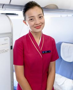 【China】 China Southern Airlines cabin crew / 中国南方航空 客室乗務員 【中国】 China Southern Airlines, Airline Cabin Crew, China China, Mens Tops