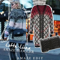 EDIT // Lotta-Liina by AMAZE Edit