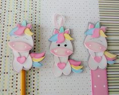 - Home Decor Ideas Kids Crafts, Foam Crafts, Yarn Crafts, Diy And Crafts, Arts And Crafts, Dolphin Birthday Cakes, Unicorn Birthday, Free School Supplies, Unicorn Baby Shower