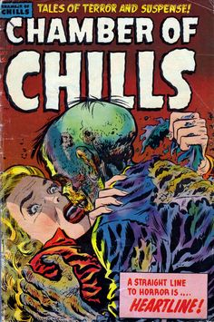 Sell My Comic Books presents the 60 best horror comic books by value. Find out the surprising truth about horror comics. Pulp Fiction, Science Fiction, Horror Fiction, Horror Comics, Creepy Comics, Horror Art, Crime Comics, Vintage Comic Books, Vintage Comics
