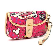 Dooney & Bourke - Disney wristlet