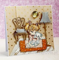 Stamps, Coloring, Scrapbooking, Cards, Character, Daughter, Seals, Scrapbooks, Postage Stamps