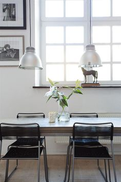 From factory to flat: Swedish renovation via facing north with gracia
