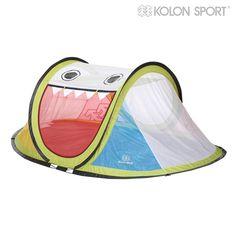 NETMONSTER 텐트 설치모습
