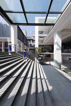 Kai Tak Primary School / ArchSD