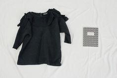Bien a Bien Frill Tunic Dress (2C)
