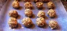 Raw Almond-Coconut Energy Bites (Oh My!)