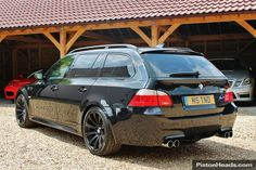 Used 2007 BMW M5 TOURING - FBMWSH + BMW WARRANTY for sale in Nottinghamshire   Pistonheads