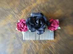 Picture of DIY Rose Hair Comb