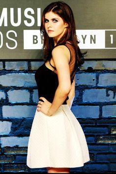 ( CELEBRITY WOMAN 2016 ★ ALEXANDRA DADDARIO ) ★ Alexandra Anna Daddario - Sunday, March 16, 1986 - 5' 8'' - New York City, New York, USA.