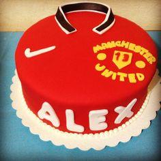 Manchester cake!!! Ups