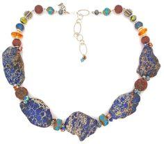 Big Sky necklace by Desert Heart Jewelry, Alpine Texas