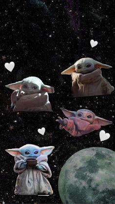 Made a baby yoda lockscreen/wallpaper | /r/BabyYoda | Baby Yoda / Grogu