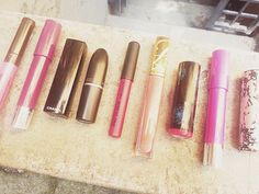 The 1000th blog | beauty, mostly.: Tag | Lip product addict
