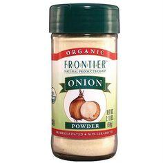 Frontier Herb White Onion Powder (1x2.10 Oz)