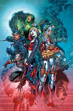 Talking Task Force: Jim Lee and Philip Tan Target Suicide Squad | DC