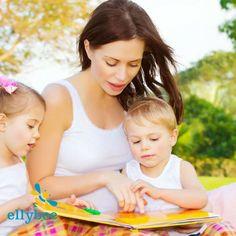 Esiste un periodo nella vita dei bambini che è straordinario: l'età precoce, da 0 a 8 anni. Durante questi anni il loro cervello sviluppa in modo rapidissimo una serie di capacità, che vanno da quella senso-motoria, a quella emotiva, a quella sociale, fino ad arrivare alla capacità cognitiva. E' questo il periodo giusto per insegnare una seconda lingua ai bambini. Scoprite come farlo in modo divertente e semplice con #Ellybee. www.ellybee.it