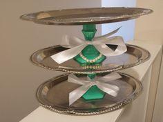 Bridal Shower CenterpieceDecorDecorationsBaby by PearlBellaGifts