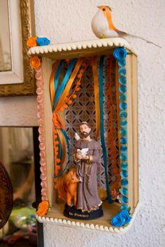 Oratório via Coletivo Cirandeiras
