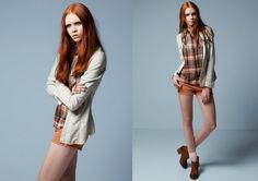 Bershka Models