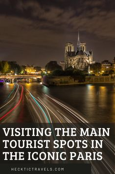 As first time visitors, we visited the main tourist spots to take all the iconic Paris photos. Visit France, Tourist Spots, Paris Photos, Other People, Making Out, First Time, Maine, Cruise, Romance