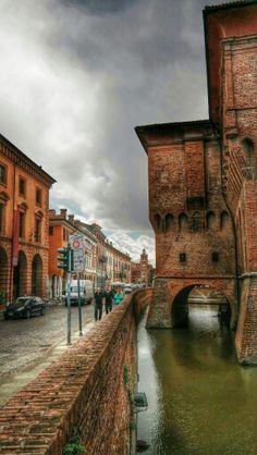 Ferrara - Italy -   Castello Estense