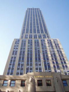 pictures of empire state building | New York's Empire State Building, the scene of a shooting this ...