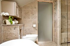 Dated en suite redesigned - Real Homes