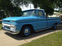 1966 GMC C10 Truck