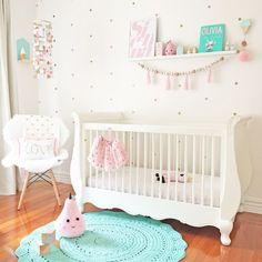 Interior Blog | Nursery room tour