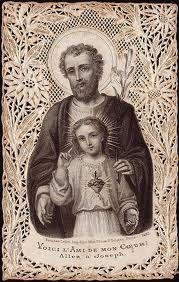 AMANTÍSIMO CORAZÓN DE SAN JOSÉ, Protector de la Santa Fe de la Iglesia Católica, rogad por nosotros.