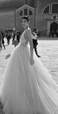 Inbal Dror 2015 Bridal Collection - Belle The Magazine