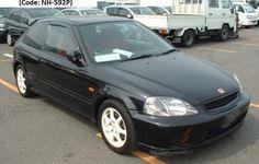 INFO GUIDE: 1997 - 2000 Honda Civic Type R (EK9) | classicregister 2000 Honda Civic, Honda Civic Hatchback, Honda Civic Type R, Paint Color Codes, Japanese Domestic Market, Tuner Cars, Unique Cars, Manual Transmission, Alloy Wheel