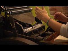 Polypress Letterpress Shop Video