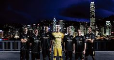 Nike Manchester City 13-14 (2013-14) Home and Away Kits Released, Third Kit Leaked